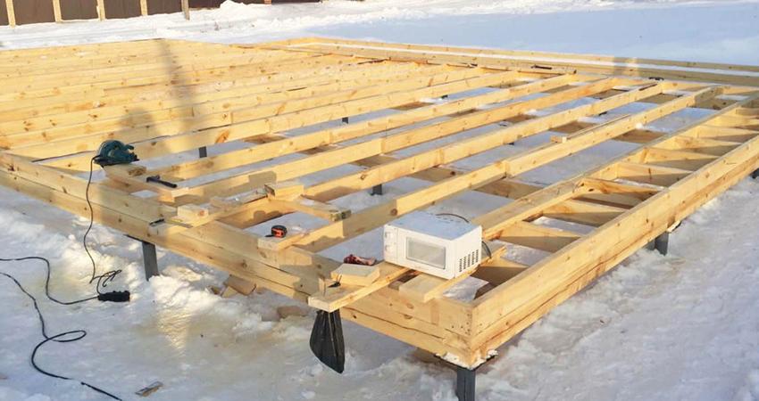 Фундамент с ростверком не подойдет для многоэтажных построек