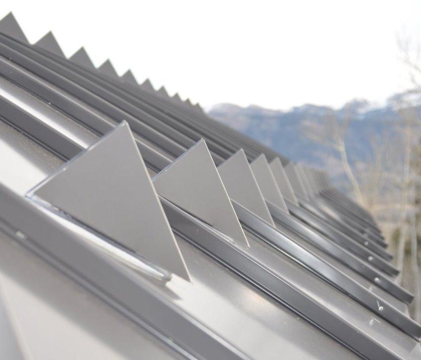 Уголковые конструкции не способны выдерживать воздействие большого давления