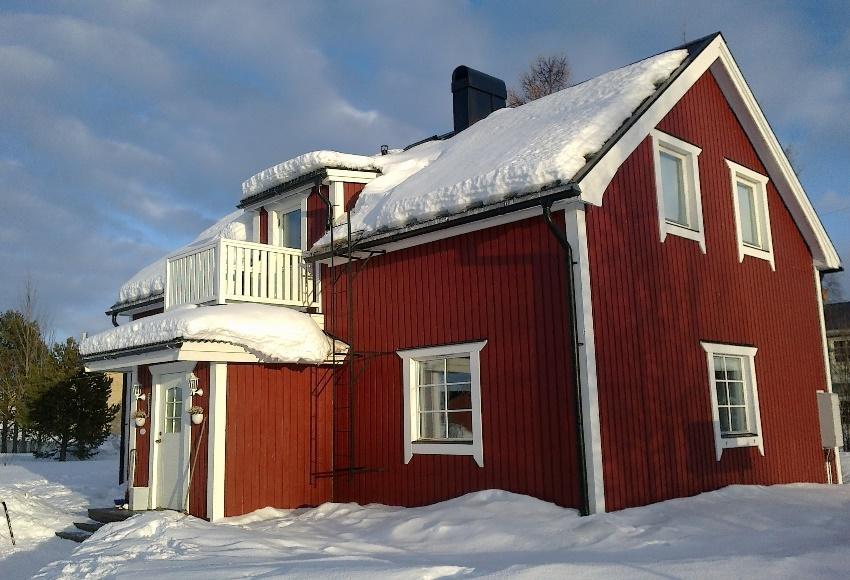 Снегозадержатели - это конструкции, которые удерживают осадки на крыше