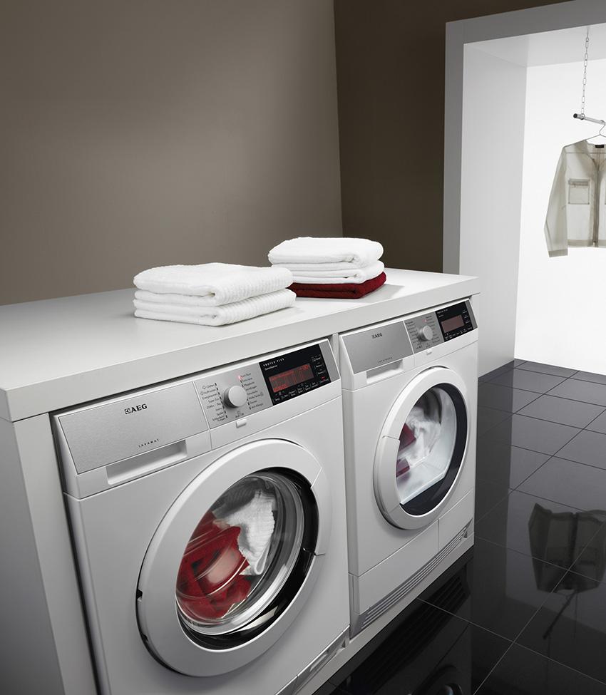 Стильные стиральные машины
