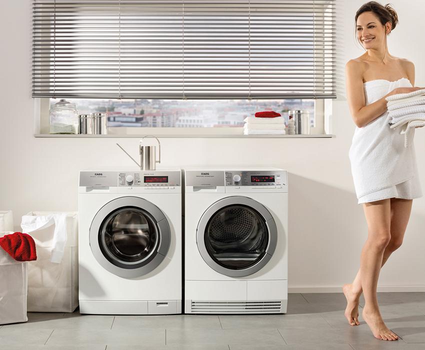 Не последнюю роль в выборе стиральной машины играет надежность