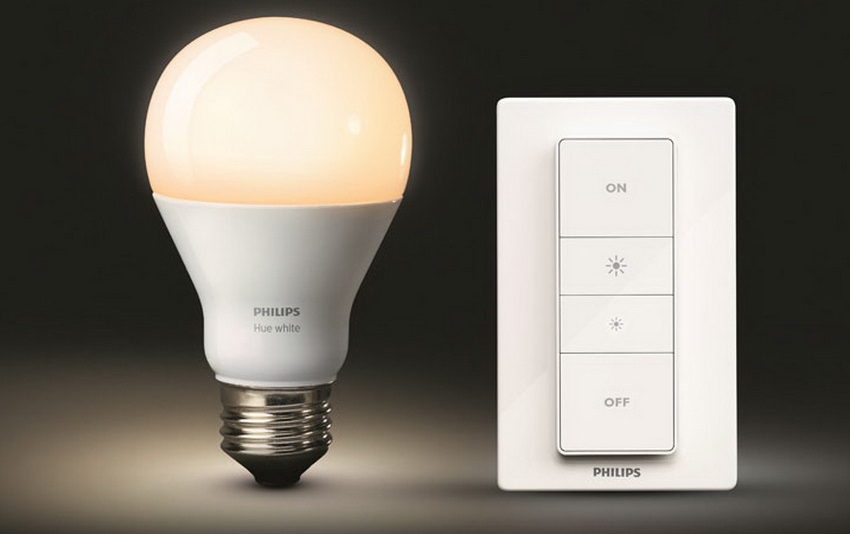 АссорАссортимент диммируеммых ламп компании Philips представлен различным исполнением цоколя и формой корпусатимент диммируеммых ламп компании Philips представлен разнообразием форм лампочек