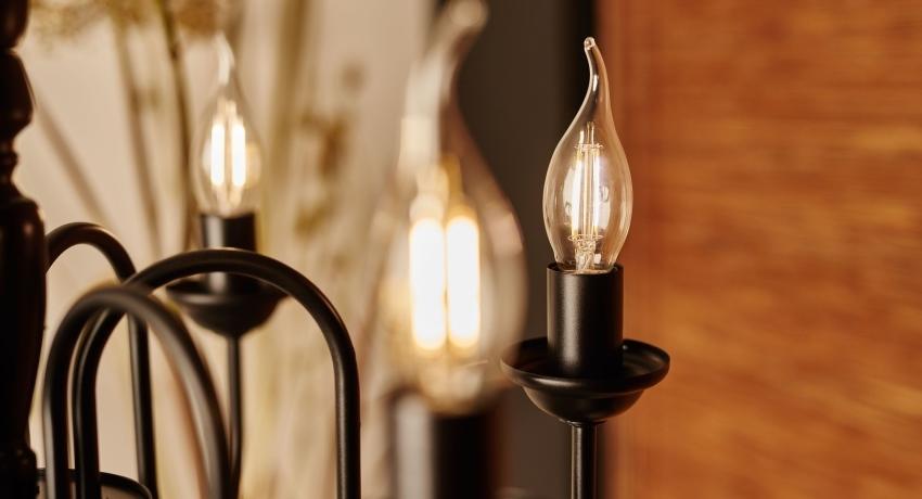 Светодиодные диммируемые лампы: экономные устройства нового поколения