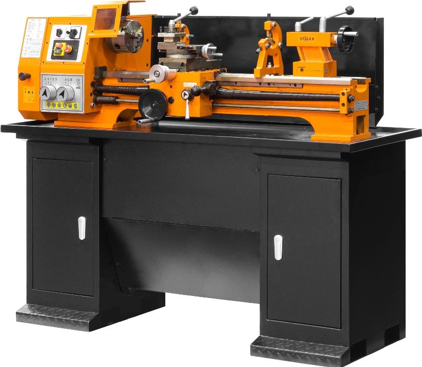 Для обработки изделий из цветных металлов подойдут модели небольшой мощности