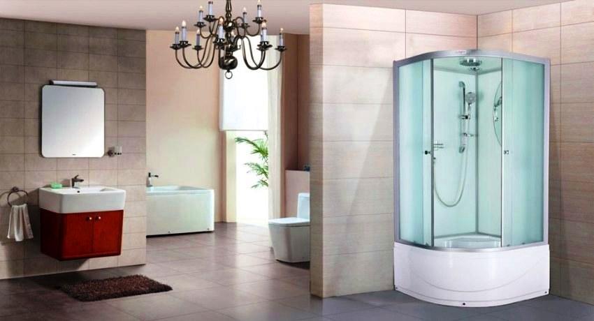 Угловой поддон ванную комнату купить изливы к смесителям iddis спб