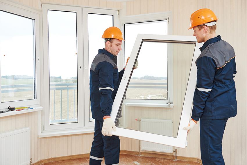 Установка пластикового окна имеет несколько последовательных этапов