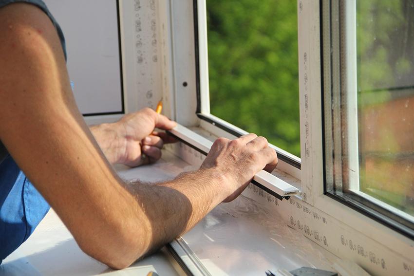 Если соблюдать все пункты из инструкции по установке окон, то геометрия конструкции не будет нарушена