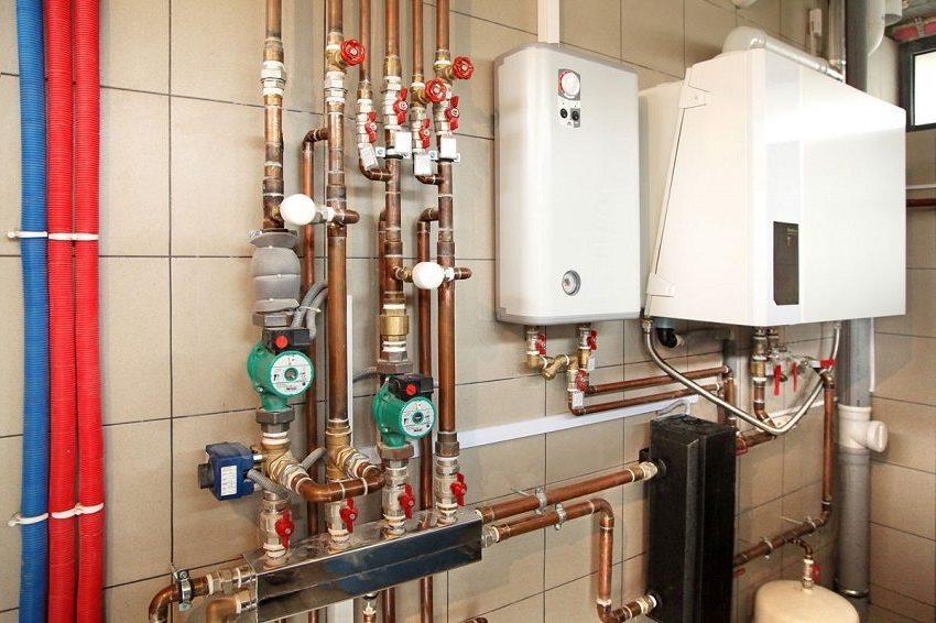 Использование циркуляционного насоса в системе отопления позволяет снизить затраты на обогрев помещений