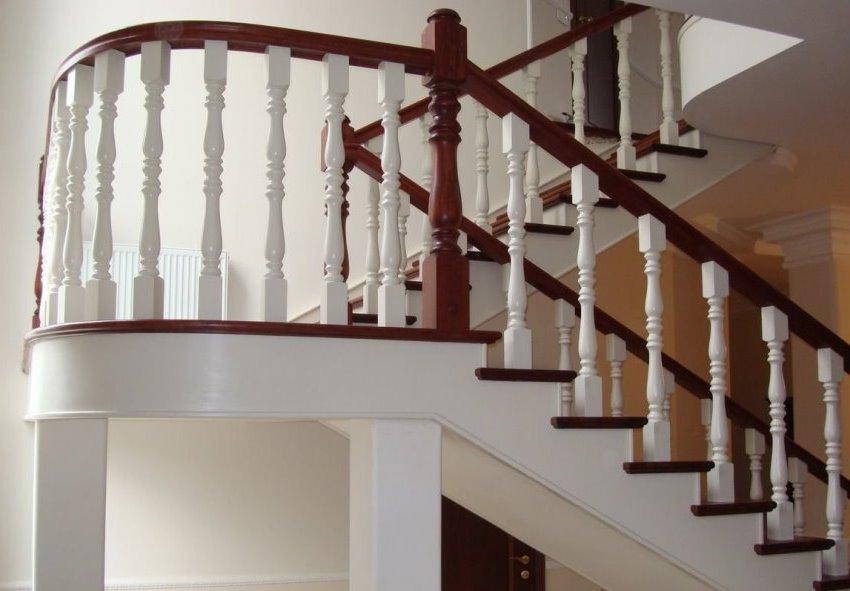 Ограждения лестниц - Статьи от компании Винчелли