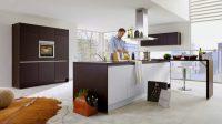 Поворотная барная стойка представляет собой очень удобный предмет кухонной мебели, проектирование которого нередко требует индивидуального подхода