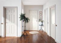Двери белого цвета могут гармонично дополнить любой интерьер, а также правильно расставить акценты