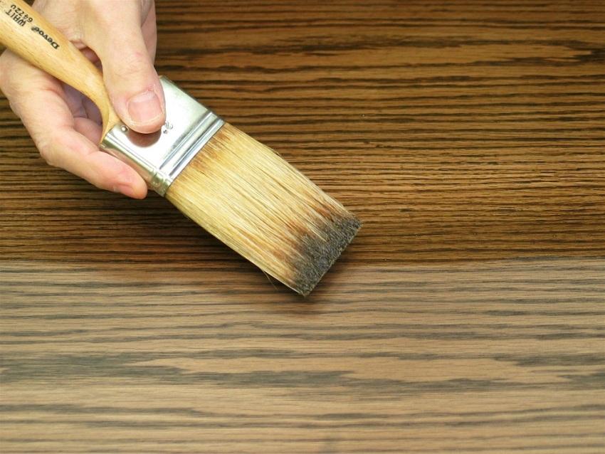 Как состарить древесину своими руками 684