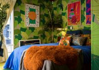 Фотообоями можно быстро и красиво оформить комнату