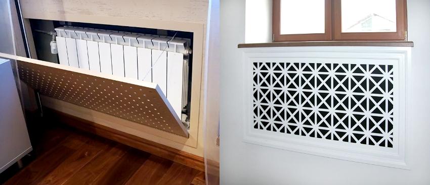 Сделать экран для радиатора, не только не ухудшающий обогрев, но и улучшающий его, вполне возможно самостоятельно