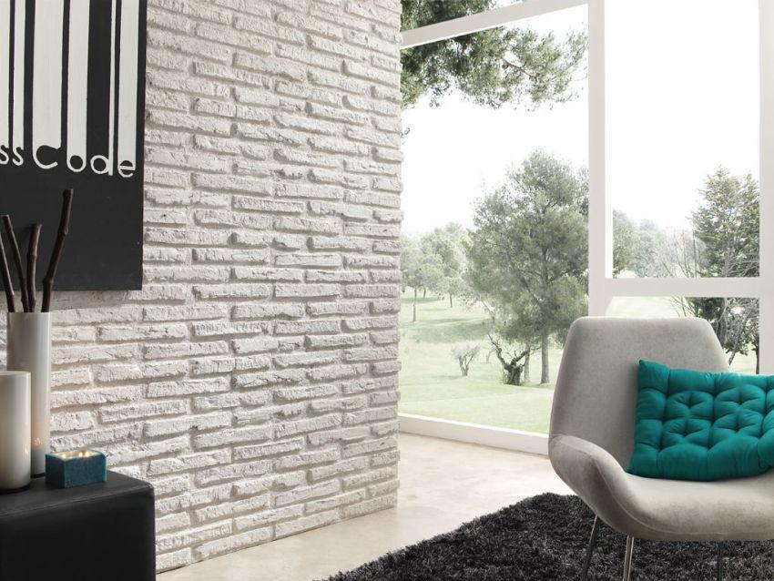 Декоративный камень из гипсополимерной композиции - это уникальный материал, идеально подходящий для внутренних и внешних отделочных работ