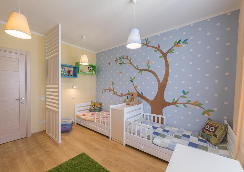 Выбирая обои в комнату своей дочери или внучки, важно учесть ее вкусовые предпочтения