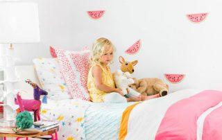 Обои для детской комнаты для девочек: лучшие варианты дизайна и рекомендации