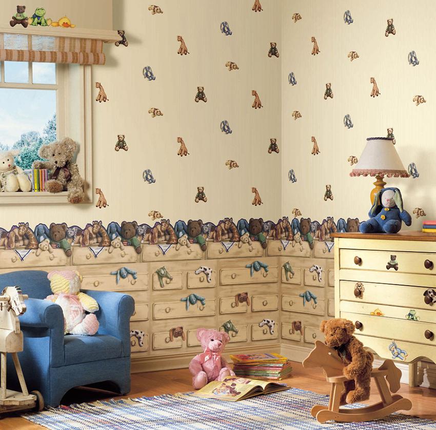 Фотообои для детской комнаты | 838x850