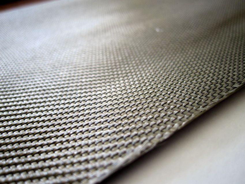 Стекловолокнистый материал, который используется для изготовления обоев