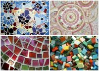 Чтобы уложить плитку мозаику без основы, нужно обладать определенными квалификационными навыками