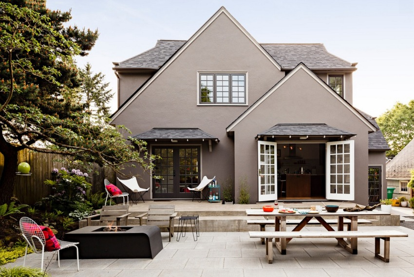 Частный дом с мансардой функциональней одноэтажной постройки