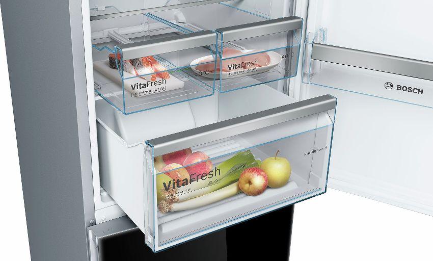 Холодильники фирмы BOSCH заслуженно признаны самыми тихо работающими агрегатами