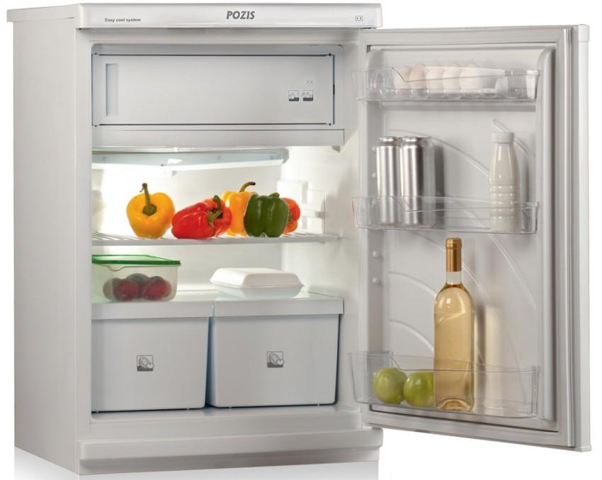Самые маленькие модели холодильников могут использоваться в квартирах-студиях или отелях