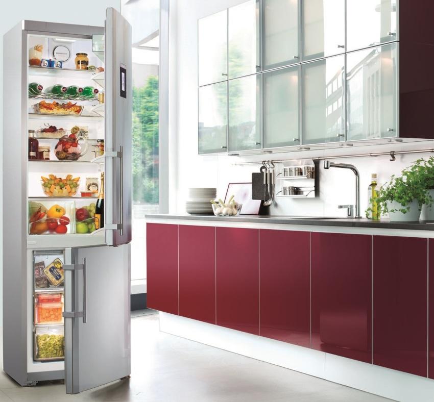 Стоимость холодильников с функцией No Frost выше, чем приборов с капельной системой рамораживания