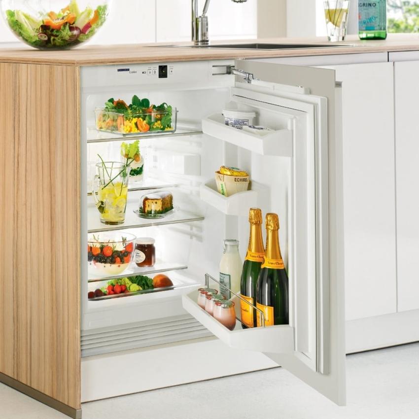 Компактный холодильник без морозильной камеры