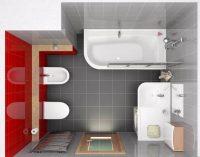 Планируя совместить ванную комнату с туалетом, желательно доверить эту работу профессионалам, так как они смогут продумать наиболее оптимальный и функциональный дизайн проект