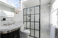 Ванная комната – довольно ограниченное пространство, в котором должна разместиться вся необходимая сантехника и мебель