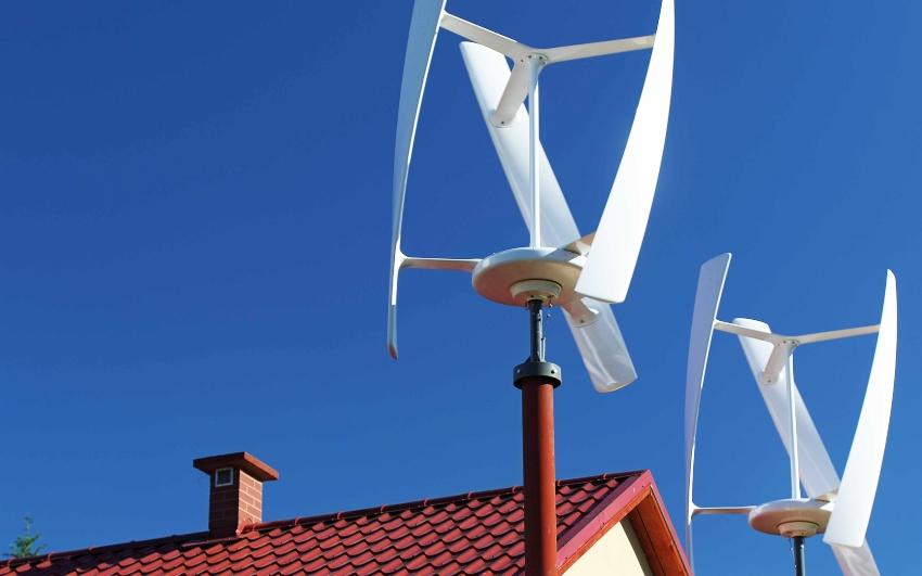 В зависимости от мощности прибора и карты ветров местности, ветряк может обеспечить электричеством как маленький дачный дом, так и большой загородный коттедж