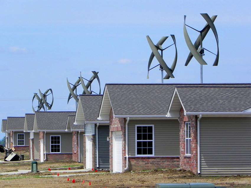 Стоимость заводского ветряка российского производства может варьировать в пределах 30-600 тыс. руб.