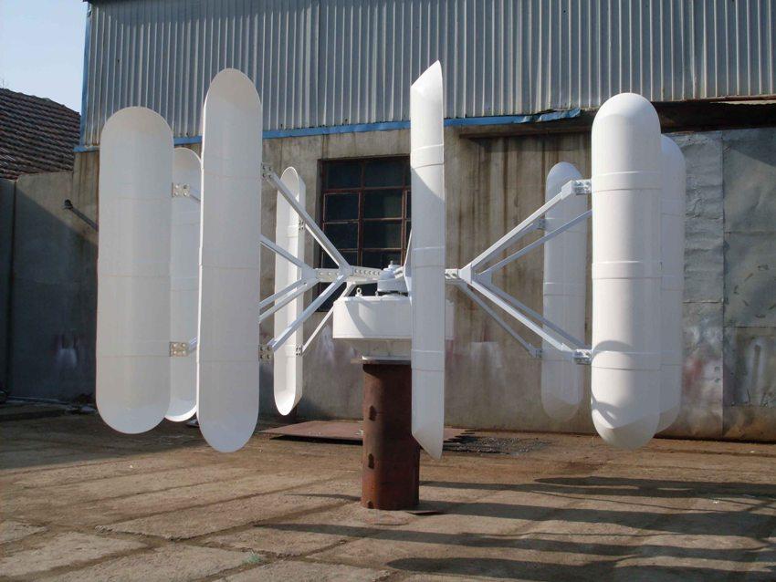 Самодельные конструкции ветрогенераторов уступают по качеству и надежности промышленным моделям