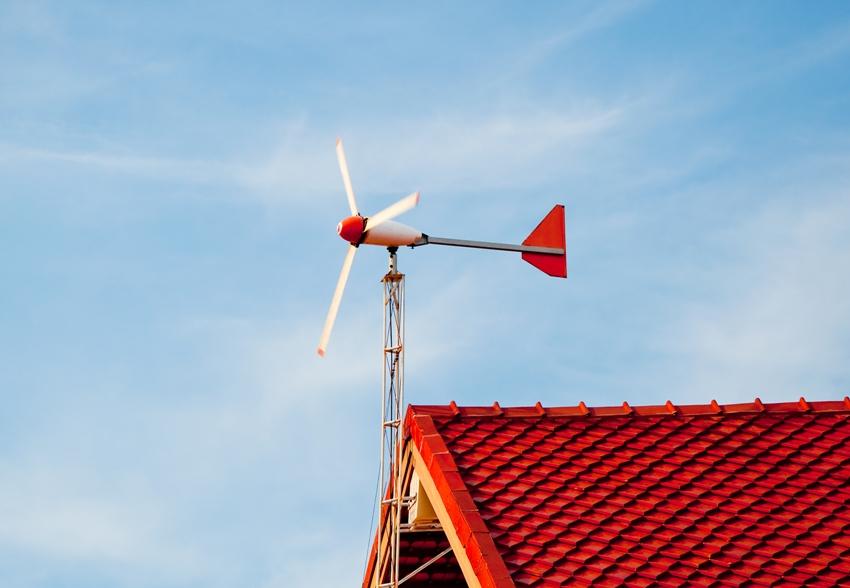 Для эффективной работы ветряка, зона его установки должна быть ветряной