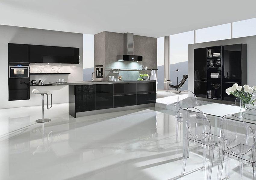 Встраиваемая техника наделяет кухню не только всеми требуемыми техническими устройствами, но и создает цельность интерьера