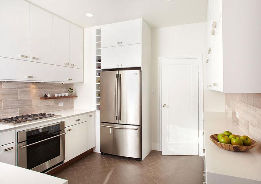 Встраиваемая кухонная техника - это отличное решение, которое поможет создать комфорт и удобство даже в самых маленьких кухнях