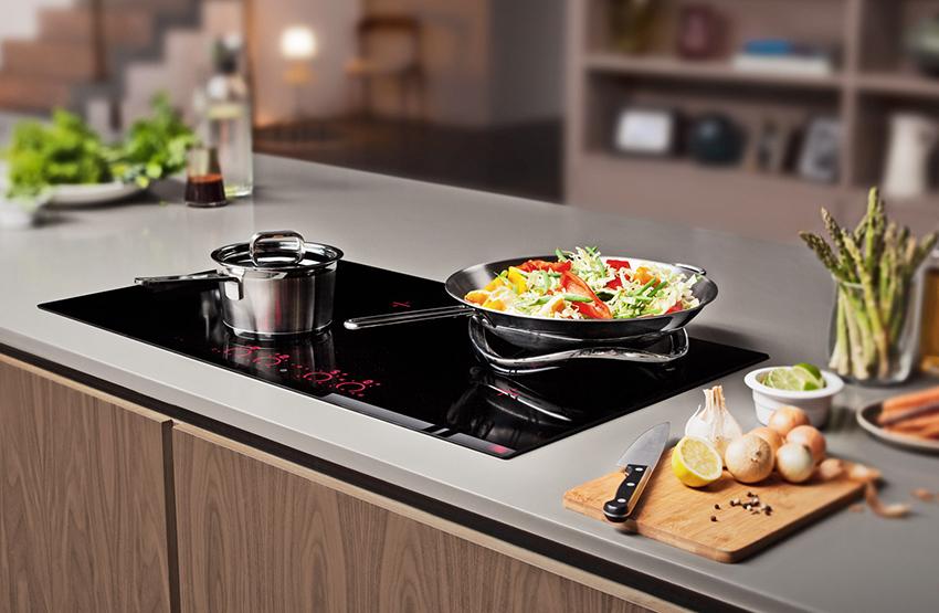 Варочная панель является наиболее важным и функциональным элементом на кухне