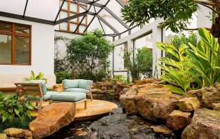 Зимний сад в частном доме и квартире: рекомендации по созданию и содержанию
