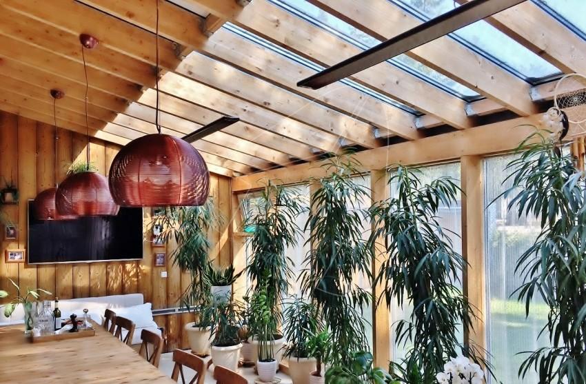 Независимо от места расположения сада, конструктивная система должна быть светопрозрачной, освещенной, эфирной, красивой, а также устойчивой к атмосферным явлениям