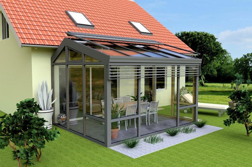 Можно подобрать рациональный проект и построить зимний сад своими руками, но это в любом случае потребует от владельцев квартир и домов определенных денежных и временных затрат