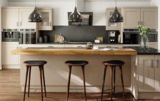 Барная стойка своими руками для кухни и гостиной: пошаговые инструкции