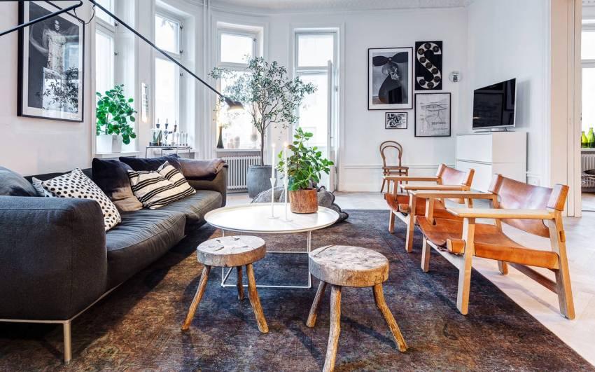 Можно обеспечить расширение внутреннего пространства двухкомнатной квартиры, однако это повлечет за собой затраты материалов, времени, сил