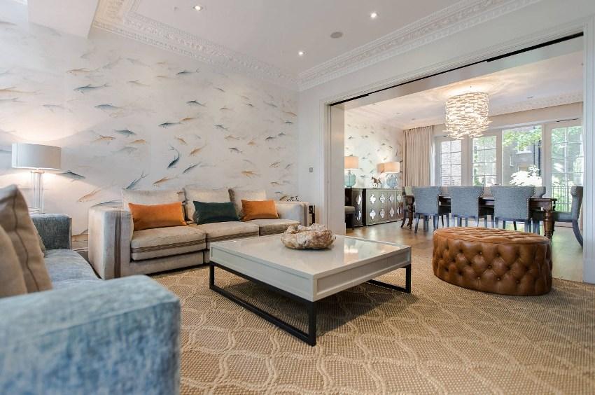 В дизайне интерьера можно ограничиться одним стилистическим решением или использовать принцип эклектики