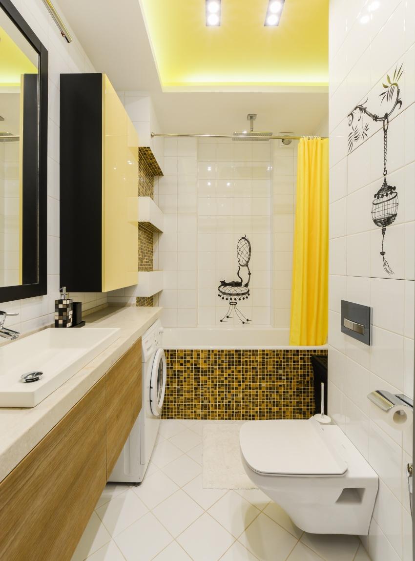 Сделать санузел в двухкомнатной квартире комфортнее вполне возможно, если знать несколько правил и принципов его перепланировки