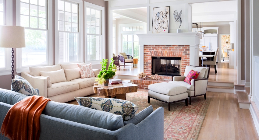 Нужно учитывать характер и уклад семьи, чтобы дизайн двухкомнатной квартиры обеспечивал комфортное пребывание в ней