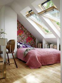 На этапе проектирования необходимо выполнить замеры всех параметров спальни
