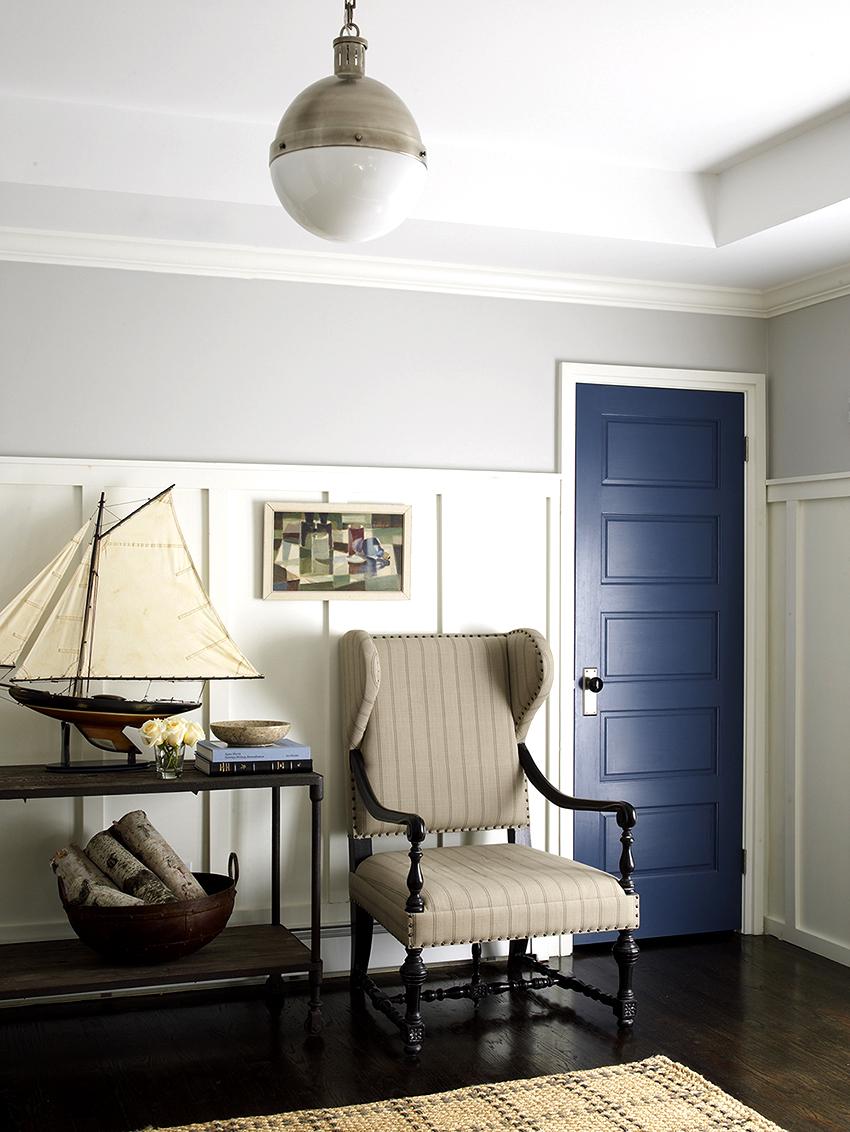 Отличительной особенностью царговых дверей являются горизонтальные планки