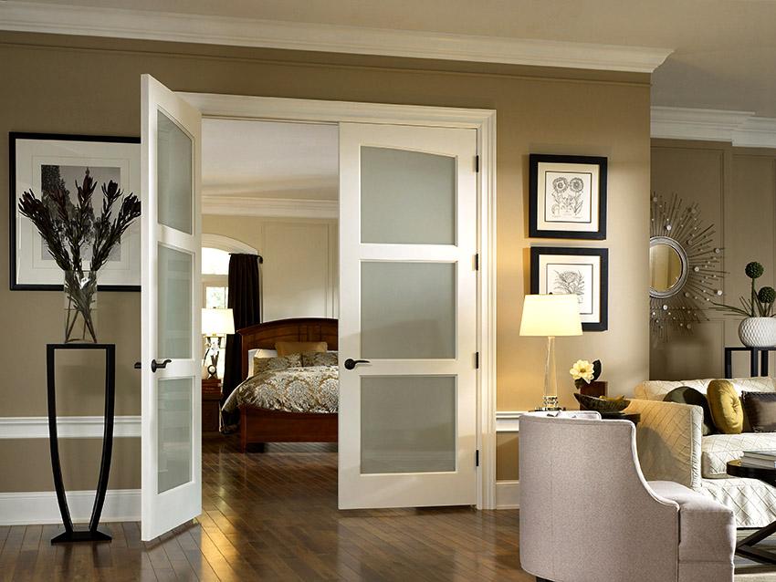Двери из ПВХ являются долговечными, устойчивы к повреждениям и высокой влажности