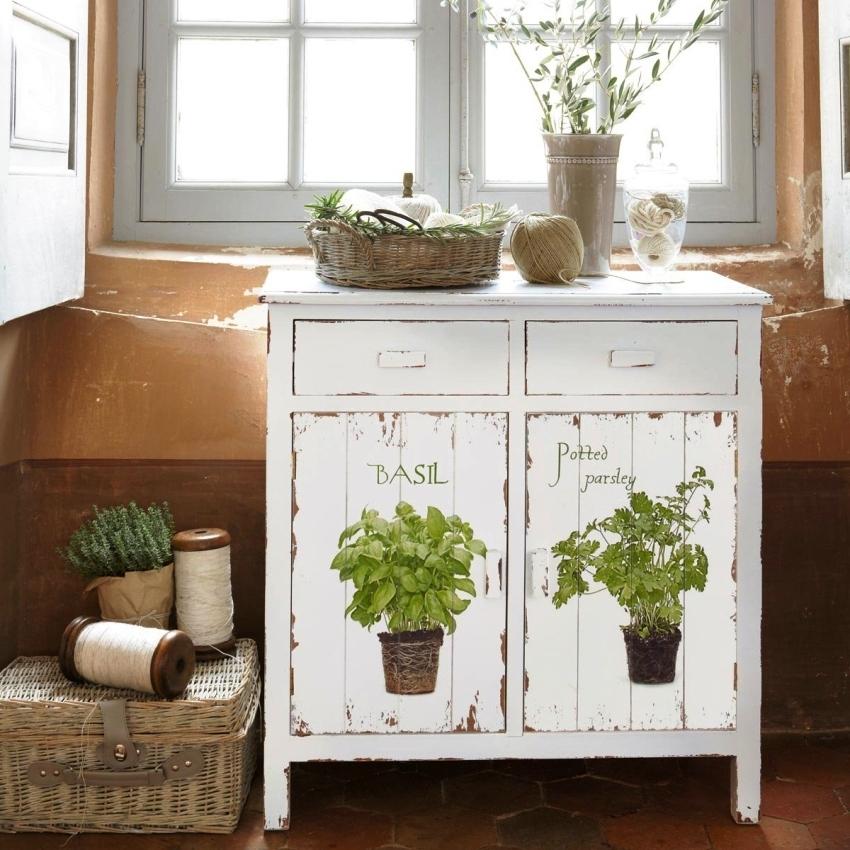 Ключевым элементом стиля являются пастельные тона, которые создаютсятолько лишь натуральными материалами
